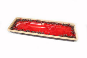 GRIZLI Gel Strawberry for covering of cakes and pastry